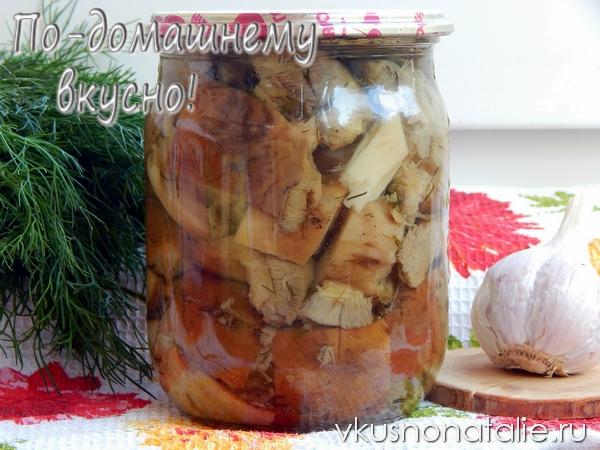 Как мариновать белые грибы на зиму: пошаговый рецепт