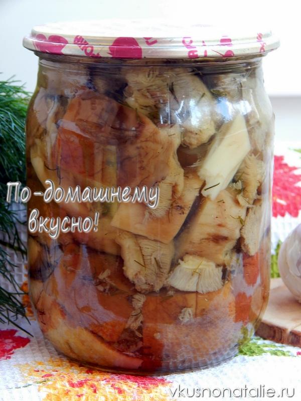 Маринад для грибов на зиму рецепты