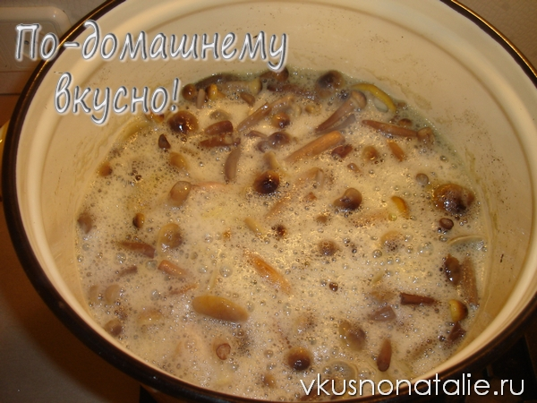 маринованные опята на зиму рецепт с фото