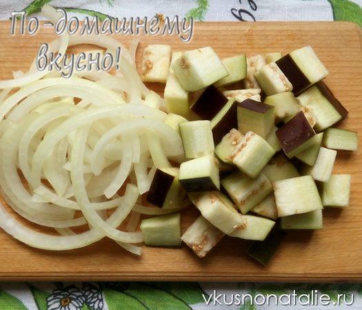 как приготовить салат анкл бенс из баклажанов на зиму