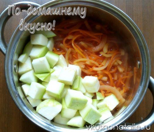 салата анкл бенс из кабачков на зиму рецепт пошаговый