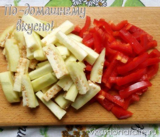 салат из баклажанов вкуснотища на зиму