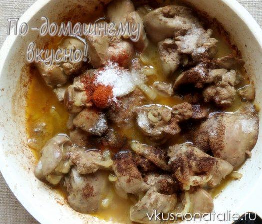 паштет из куриной печени по рецету юлии высоцкой