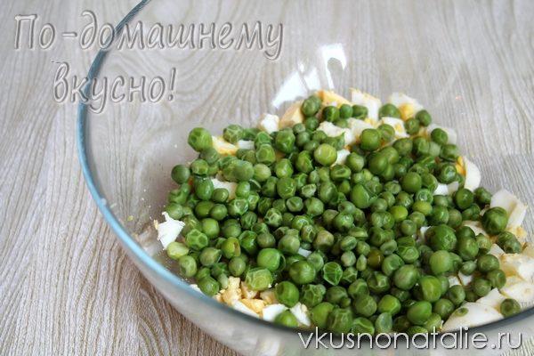 салат оливье с курицей пошаговый рецепт