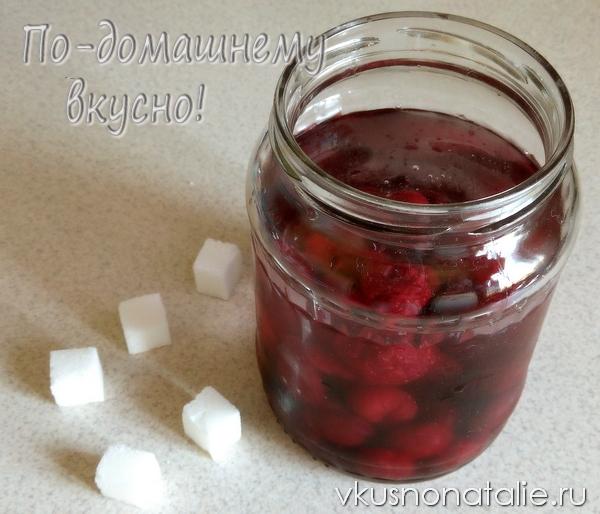 Приготовление настойки на вишне в домашних условиях 244