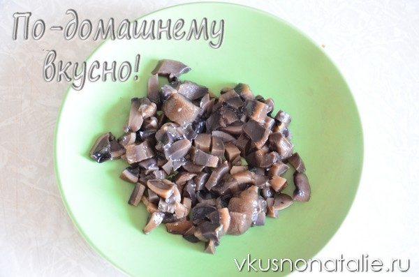 сметанный соус с грибами рецепт