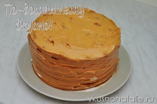 медовый торт рецепт с фото пошагово
