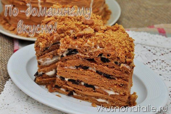 вкусный медовый торт рецепт с пошаговым фото