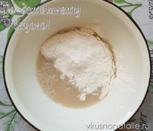 пасхальный венок рецепт