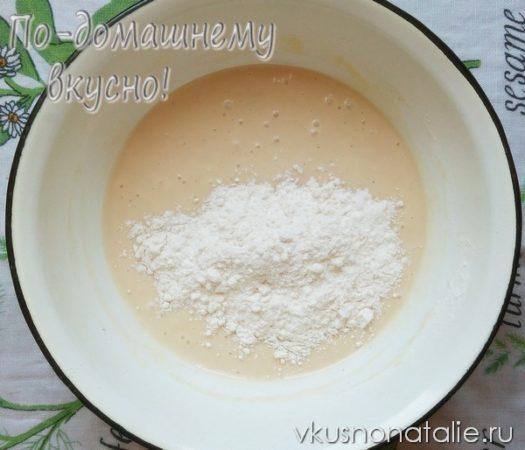 пасхальный венок пошаговый рецепт