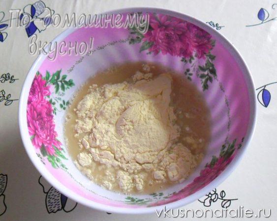пирожки с рисом и ливером рецепт