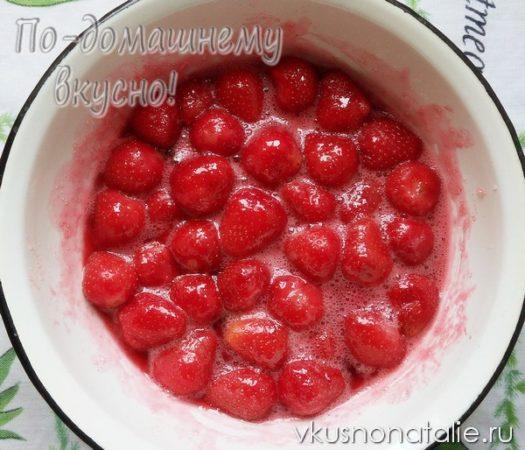 варенье из клубники с целыми ягодами рецепт с фото