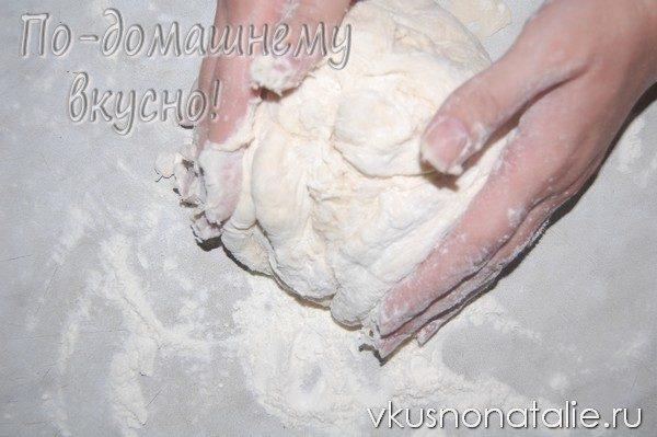 белый дрожжевой хлеб в мультиварке
