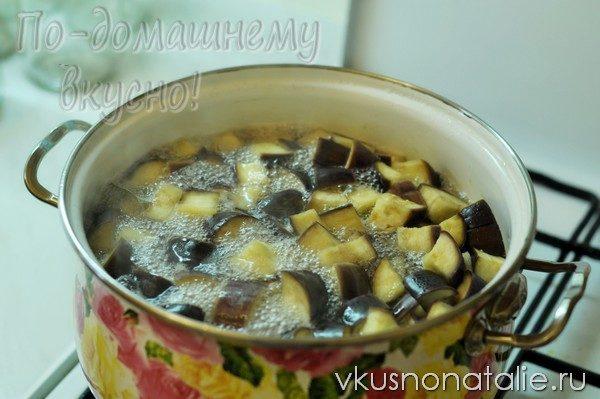 баклажаны как грибы пошаговый рецепт с фото