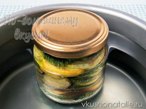 жареные кабачки на зиму пошаговый рецепт с фото