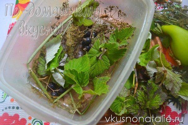 маринованные арбузы пошаговый рецепт