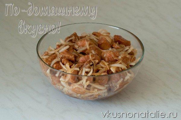 свинина в соусе терияки рецепт