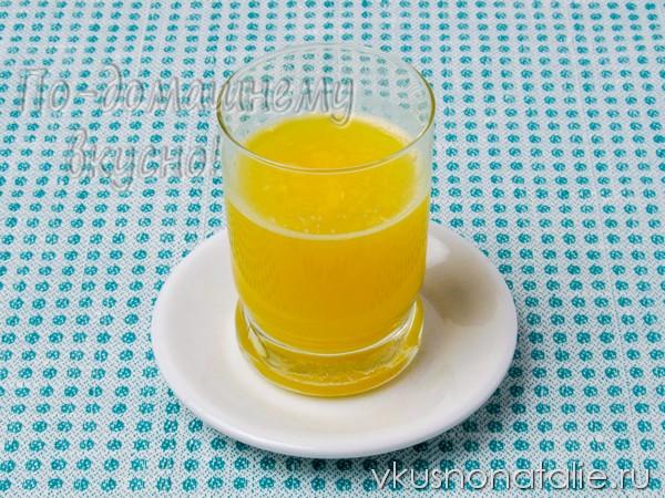 кекс апельсиновый с шоколадом пошаговый рецепт