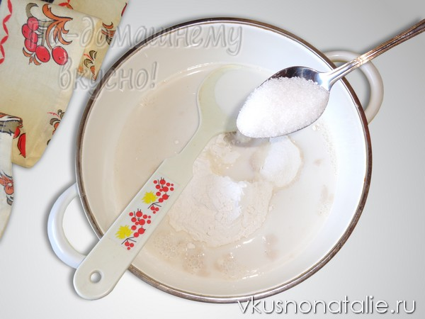 пирог косичка рецепт