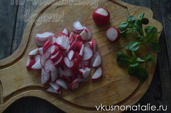 салат с корном и брынзой рецепт