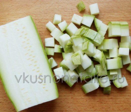 кабачки с майонезом на зиму пошаговый рецепт