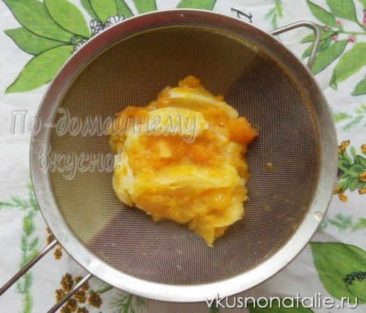 цитрусовый джем пошаговый рецепт