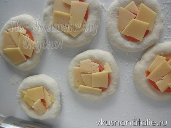 хлебцы с сыром